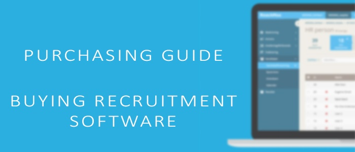 What to know when you are buying recruitment software